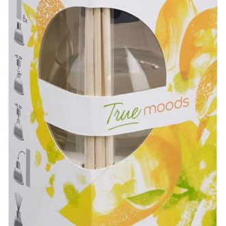 Geurstokjes 45ml True Moods Feel Happy