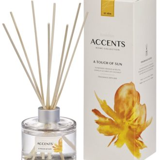 Bolsius Accents Reed Diffuser 100ml A Touch of Sun