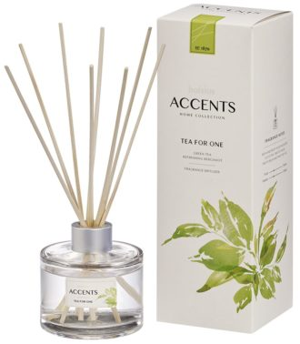 Bolsius Accents Reed Diffuser 100ml Tea for One