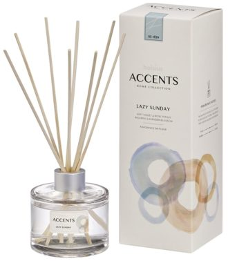 Bolsius Accents Reed Diffuser 100ml Lazy Sunday