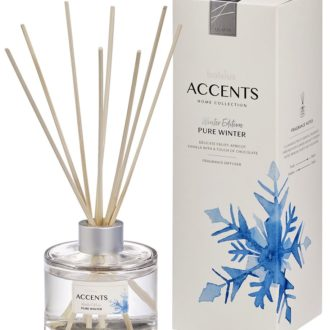 Bolsius Accents Reed Diffuser 100ml Pure Winter