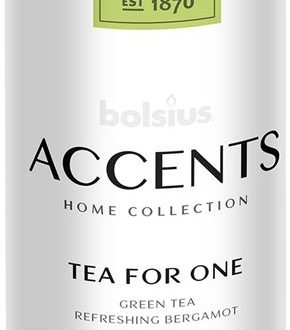 Bolsius Accents Reed Diffuser Refill 200ml Tea for One