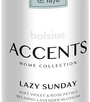 Bolsius Accents Reed Diffuser Refill 200ml Lazy Sunday