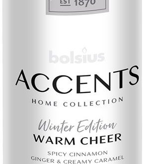 Bolsius Accents Reed Diffuser Refill 200ml Warm Cheer