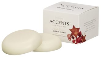 Bolsius Accents Waxmelts Warm Cheer