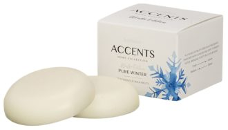 Bolsius Accents Waxmelts Pure Winter