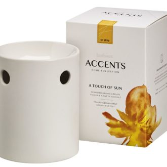Bolsius Accents Waxmelts Giftset A Touch of Sun