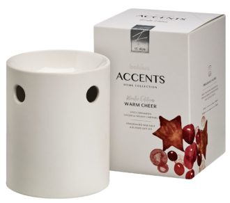 Bolsius Accents Waxmelts Giftset Warm Cheer