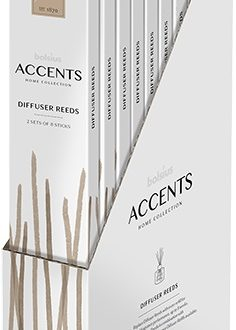 Bolsius Accents Reed Diffuser sticks refill
